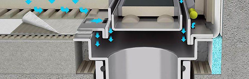 ARDEX – sistemi za bazene i GUTJAHR IndorTec FLEX Drain rješenje za tuševe u razini poda!