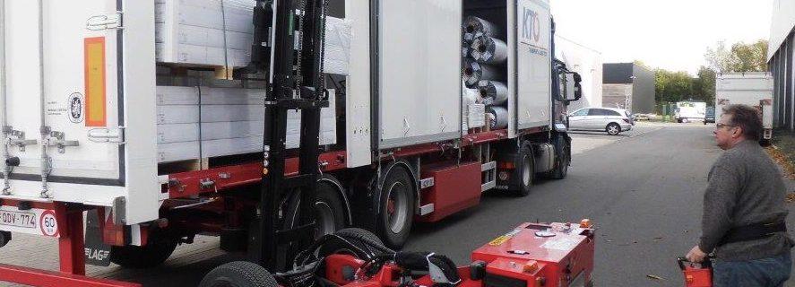 Novo vozilo u floti dostavnih vozila